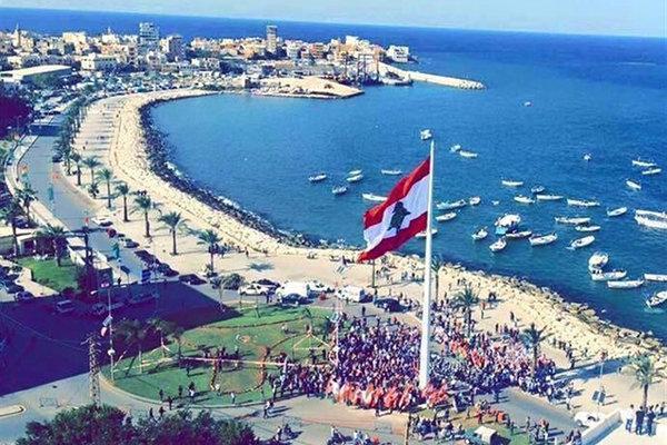 افزایش آمار گردشگران ورودی به لبنان، رکورد سال 2017 شکسته می گردد؟