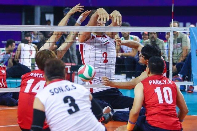 تیم ملی مردان والیبال نشسته ایران قهرمان آسیا شد، تیم جودو نابینایان و کم بینایان نایب قهرمان