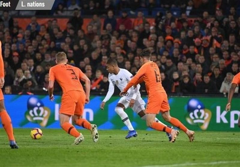فوتبال دنیا، هلند با برتری مقابل قهرمان دنیا، آلمان را به لیگ B فرستاد