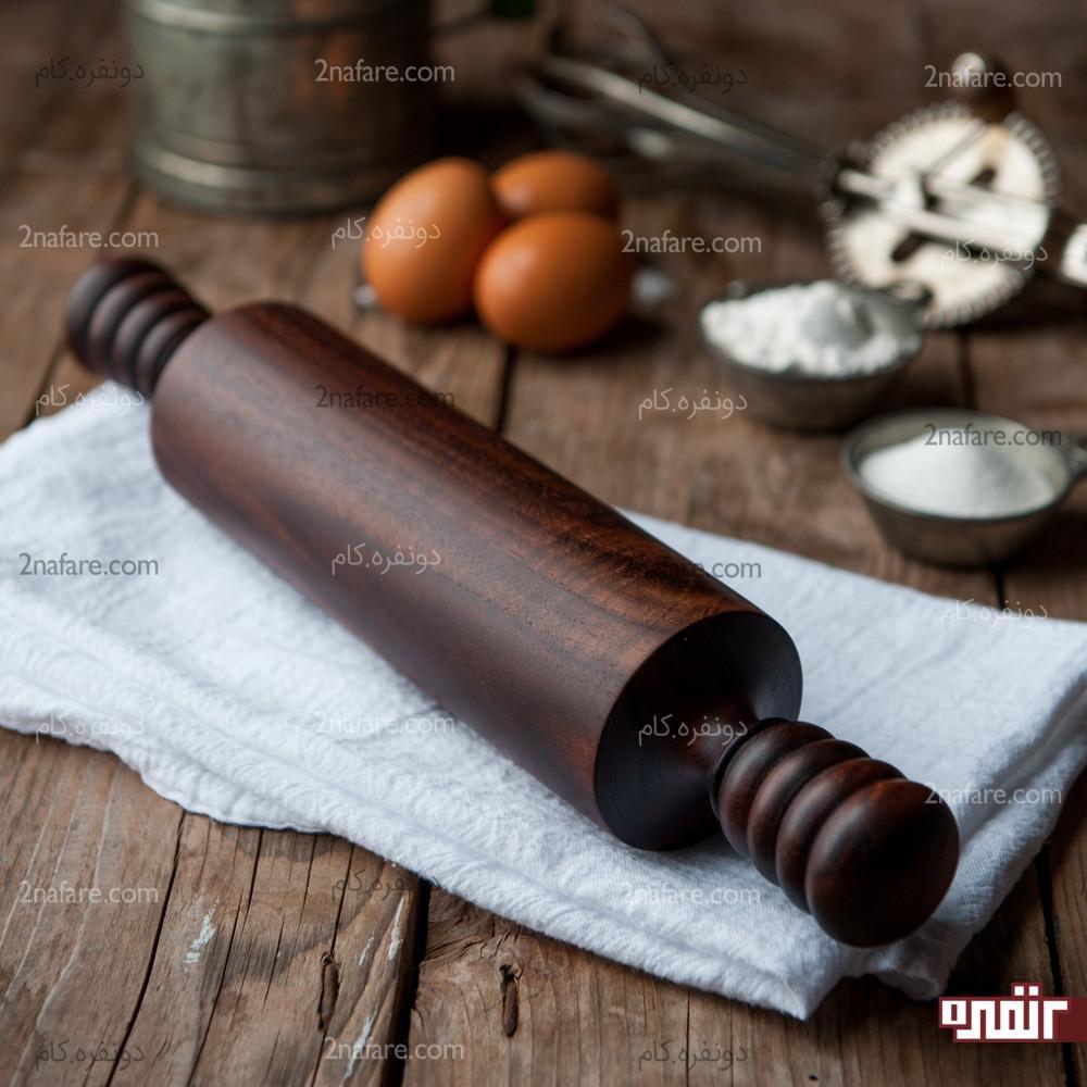 چطور وردنه چوبی رو تمیز کنیم که طول عمر بیشتری داشته باشه؟