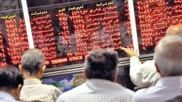 چهارشنبه 24 بهمن ، بورس در برابر پول کوتاه آمد